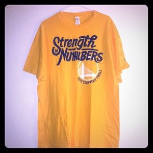 NBA Golden State Warriors 2016 Conference Shirt